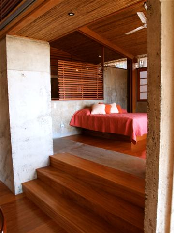 Eco-House Bedroom #1